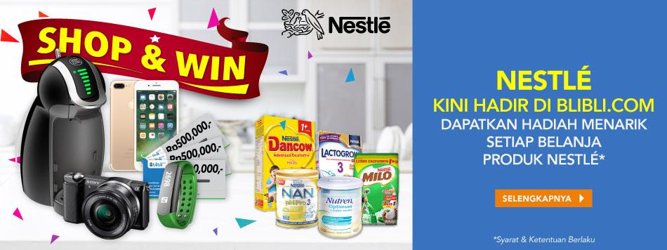Nestle Shop & Win