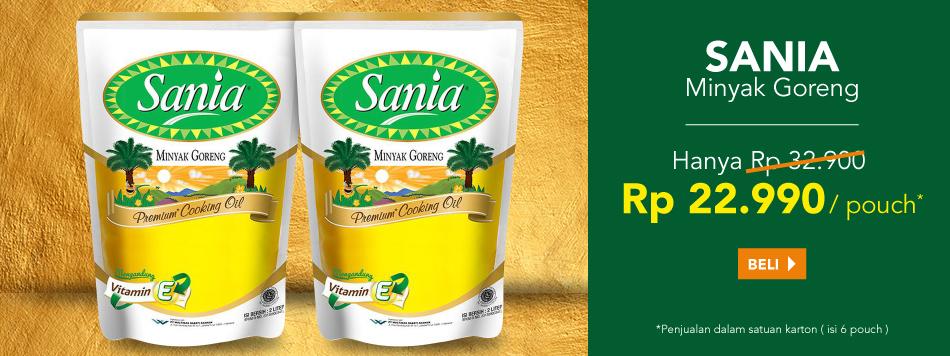 Sania Harga Special
