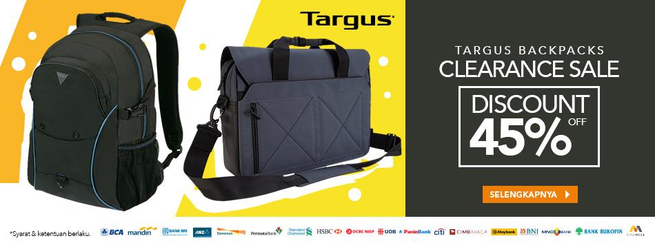 Targus Clearance Sale