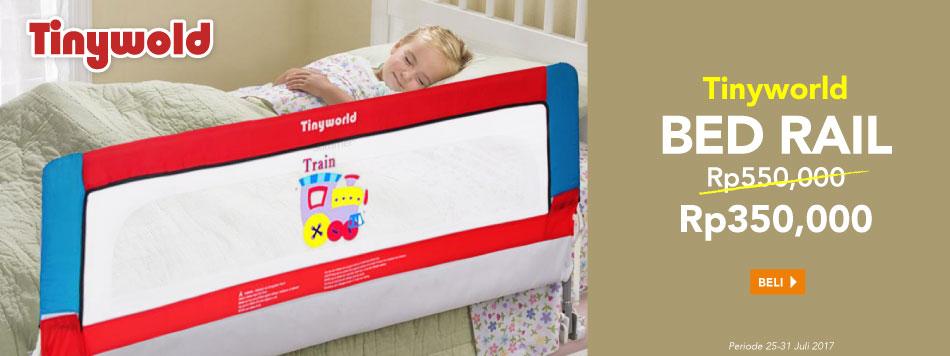Tinyworld Bedrail Rp350,000