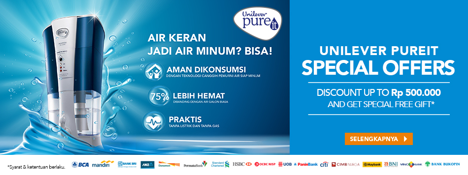 Pureit Special Offers