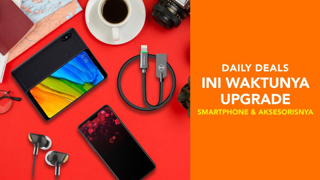 Daily Deals Handphone & Tablet