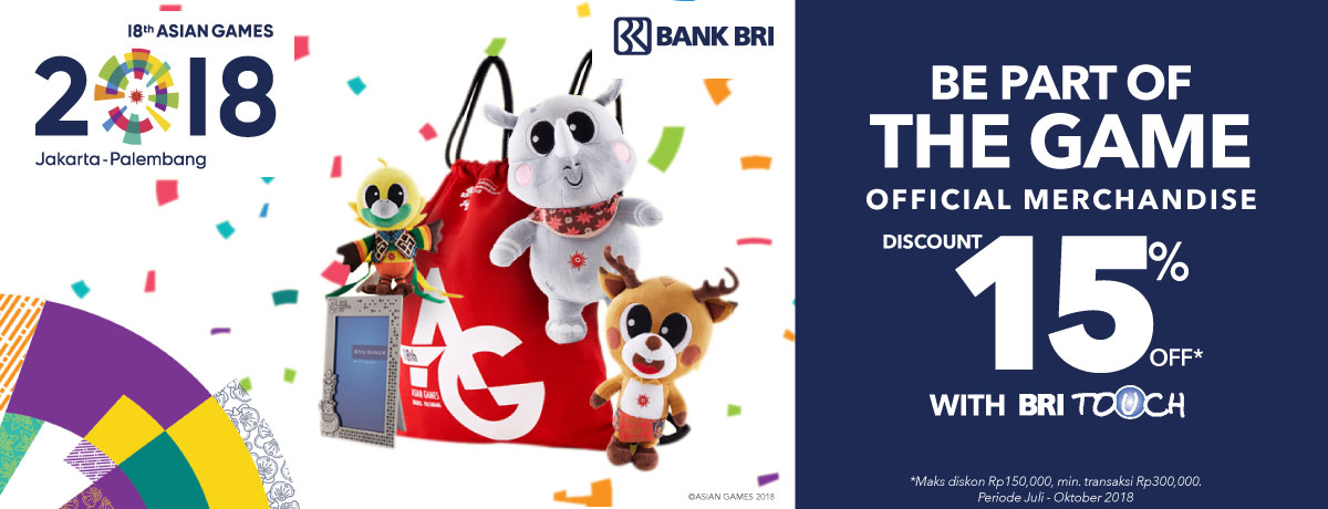 Asian Games  Official Merchandise Blibli Com Asian Games  Official Merchandise
