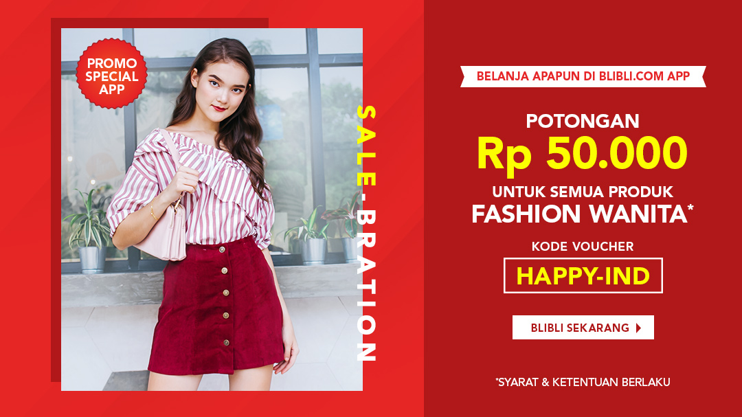 Special Apps Fashion Wanita
