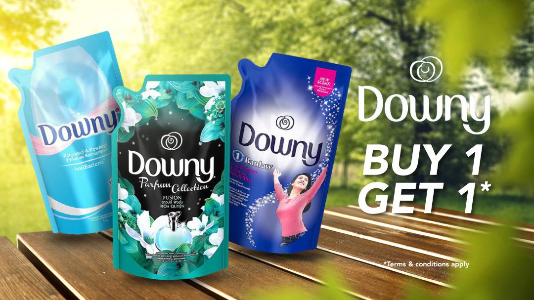 Downy Buy 1 Get 1