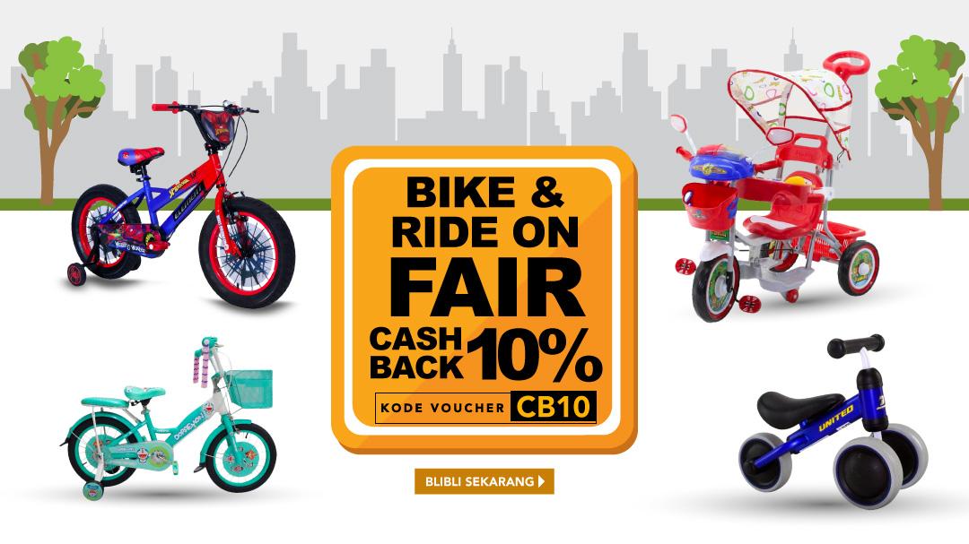 Bike & Ride On Fair