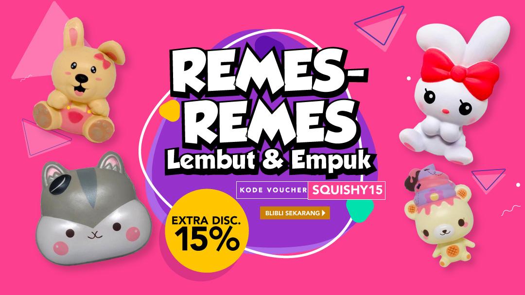 Remas - Remas Lembut & Empuk
