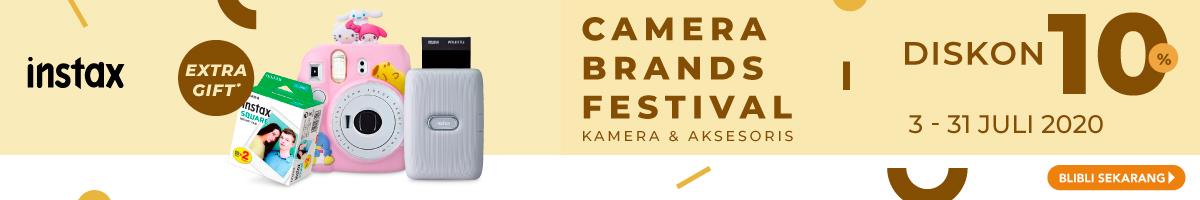 Kamera Polaroid Kualitas Branded Harga Baru Juli 2020 Blibli Com