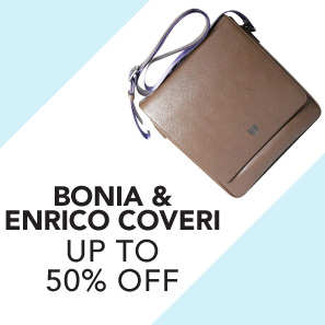 Bonia & Enrico Coveri Up To 50% OFF