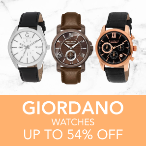 Giordano Watches Up To 54% OFF