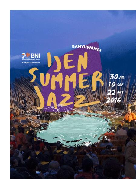 ijen summer festival
