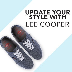Update Your Style With Lee Cooper