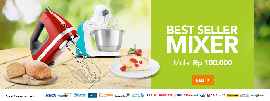 Best Seller Mixer