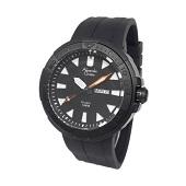 Alexandre Christie 6427MERIPBA Divers Jam Tangan Pria - Black