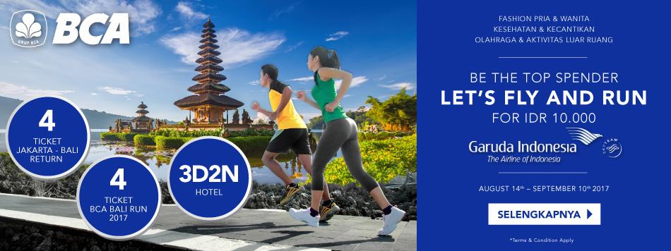 BCA Bali Run