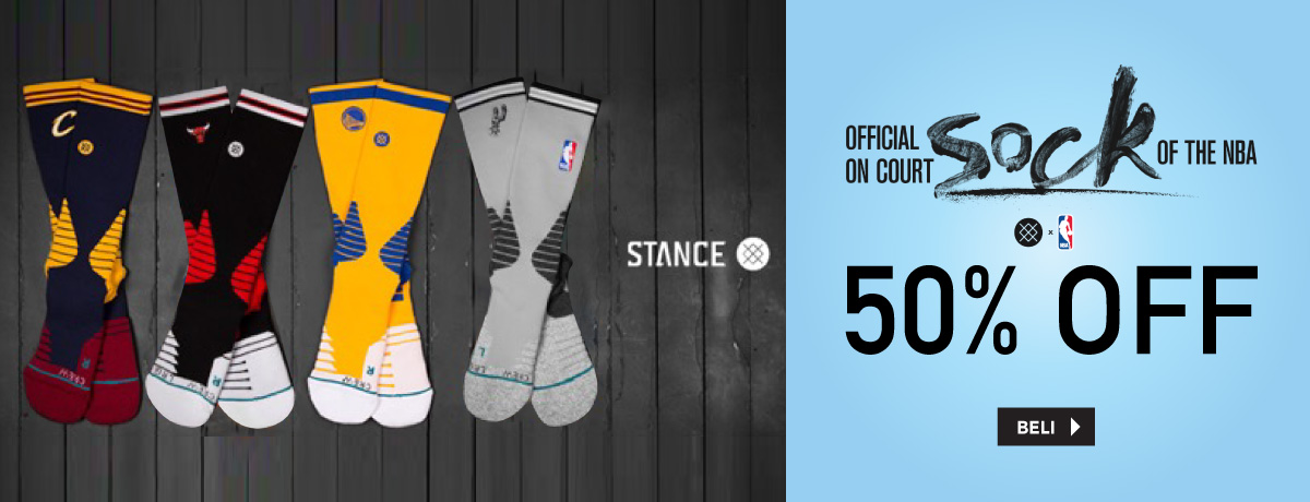 Get your Stance cheaper!