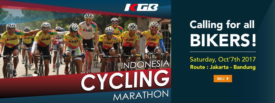 Indonesian Cycling Maraton