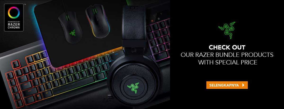Razer Bundle Products