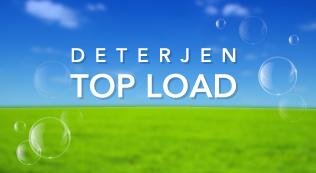 Detergent Top Load