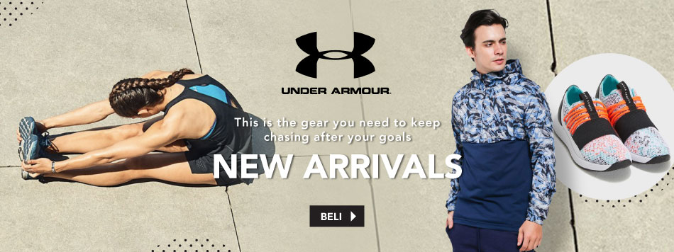 New Arrival Under Armour