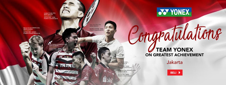 Congratulations for Champion