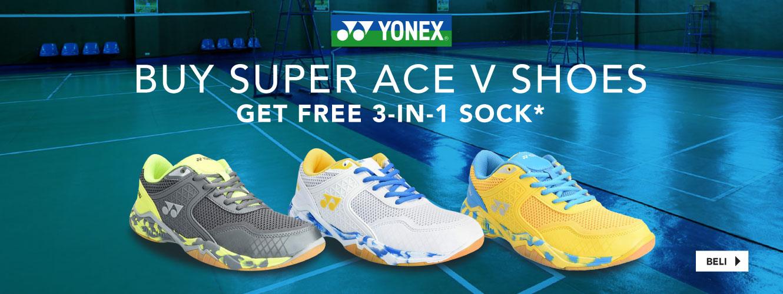 Super Ace V Series