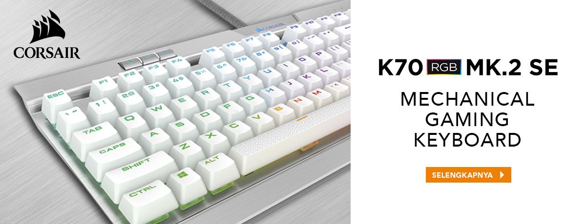 K70 Mechanical Keyboard