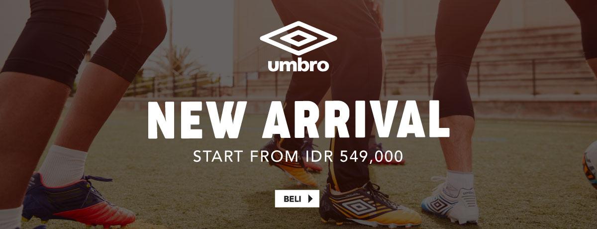 New Arrival Umbro