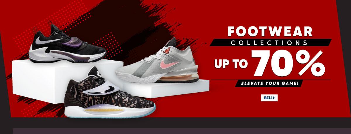 NBA Footwear Collection