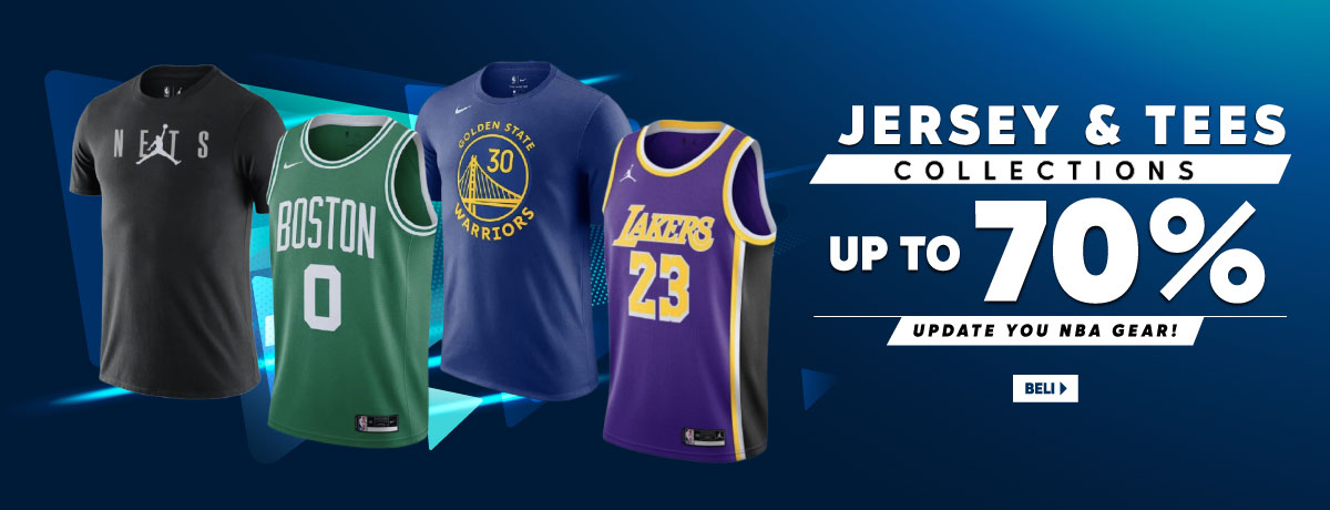 NBA Jersey & Tees Collection