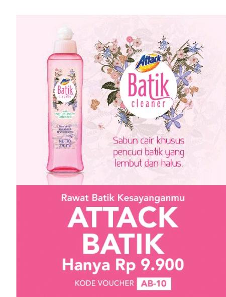 Attack Batik