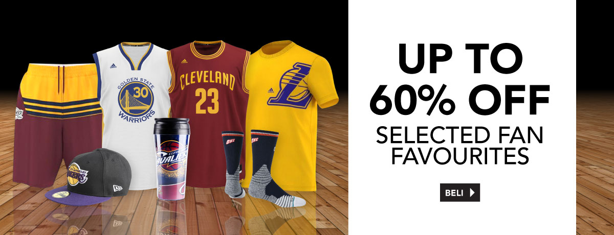 NBA Store Sale
