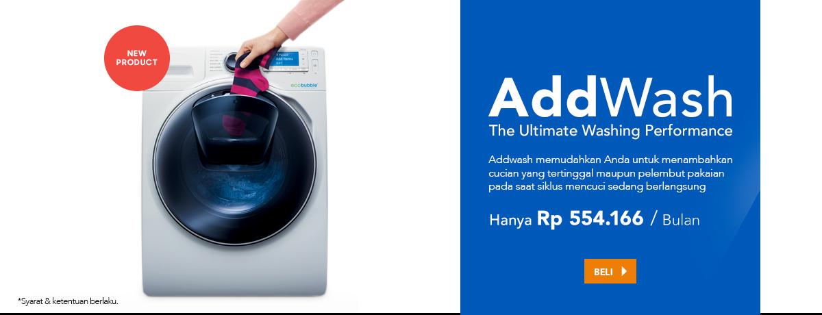 Add Wash