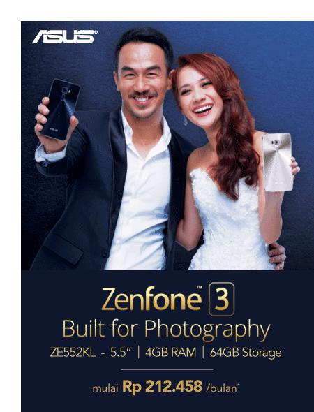 Asus Zenfone 3 55