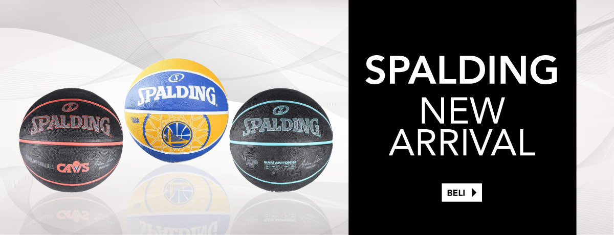 Spalding New Arrival