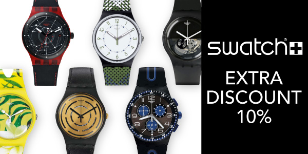 Swatch Additional 10%