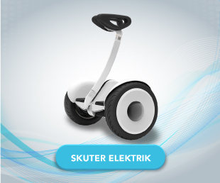 skuter micro skuter pedal injak skuter elektrik