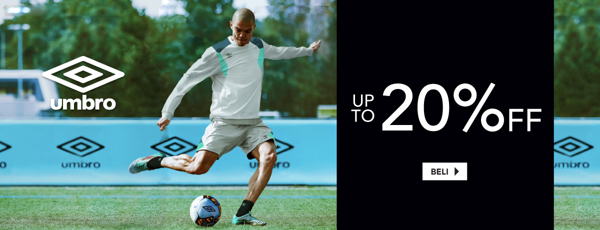Umbro Disc up to 20%