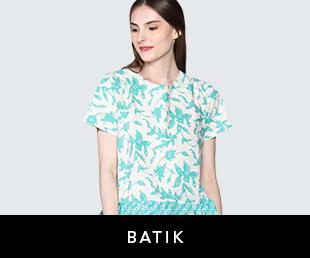 Jual Baju Etnik   Batik Wanita Modern Terbaru 2019  6383fca6ea