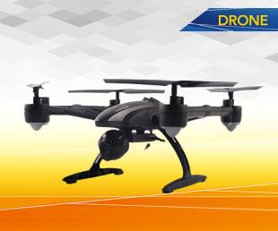 Drone pioneer wifi