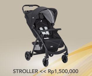 Stroller under 1,5jt