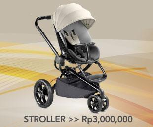 Stroller di atas 5jt