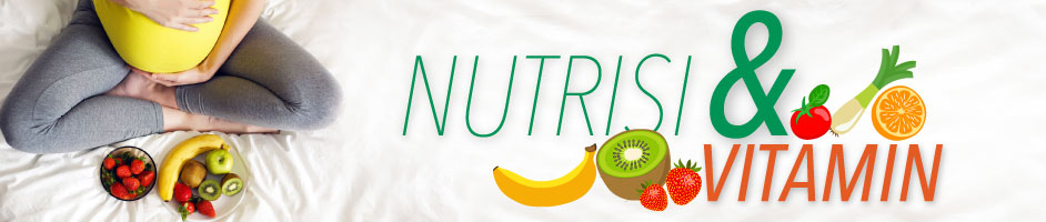 Nutrisi & Vitamin