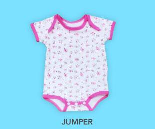baju bayi celana jumper anak