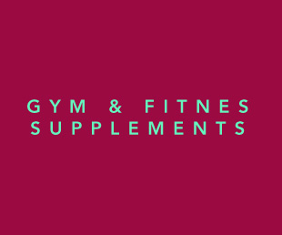 Gym Fitness Suplemen