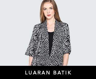 Jual Baju Etnik Batik Wanita Modern Terbaru 2019 Blibli Com