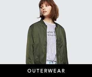 outerwear wanita