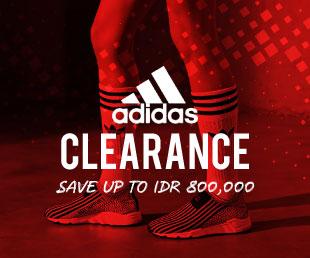 Adidas Clearance