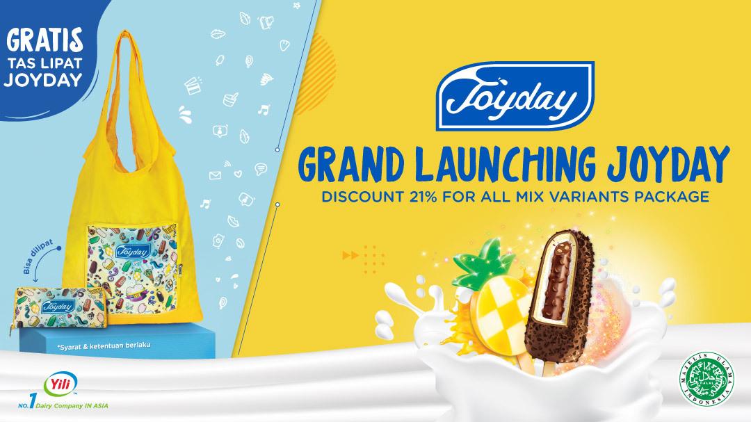 Joy Day Ice Cream