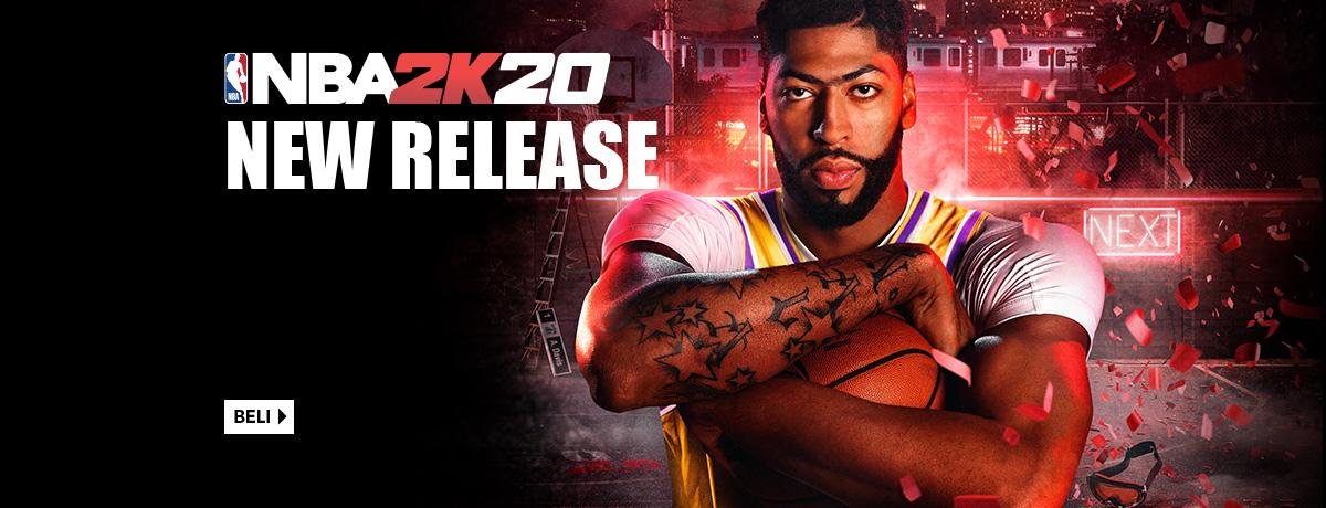 New Launch NBA 2K20